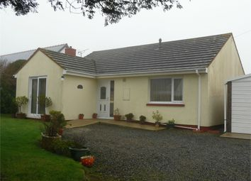 Thumbnail 3 bed detached bungalow for sale in Golau'r Ser, Hayscastle Cross, Haverfordwest, Pembrokeshire