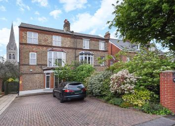 Thumbnail 7 bedroom semi-detached house for sale in Seven Bedroom Victorian Family Home, Surbiton