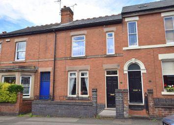 3 bed terraced house for sale in Statham Street, Off Kedleston Road, Derby DE22