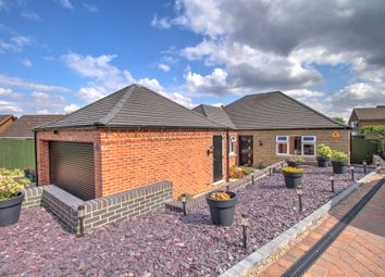 Thumbnail 3 bed bungalow for sale in Oaklands Drive, Smalley, Ilkeston