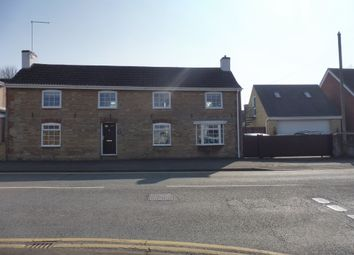Thumbnail 4 bed detached house for sale in Bridge Street, Deeping St. James, Peterborough