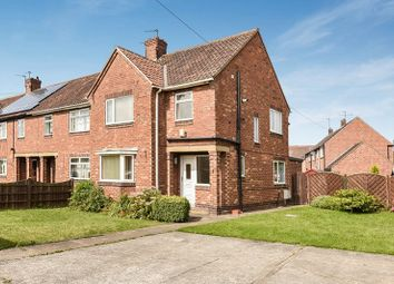 Thumbnail 3 bed semi-detached house for sale in Eason View, Dringhouses, York