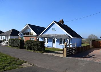Thumbnail 2 bed detached bungalow for sale in New Dover Road, Capel-Le-Ferne, Folkestone, Kent