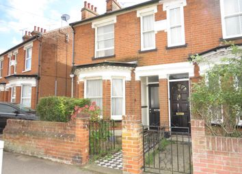 Thumbnail 3 bed semi-detached house to rent in Foxhall Road, Ipswich
