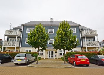 Thumbnail 2 bed flat for sale in Westmount Close, Worcester Park