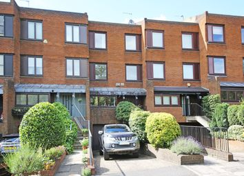 Thumbnail 4 bed terraced house for sale in Walham Rise, Wimbledon Village, Wimbledon