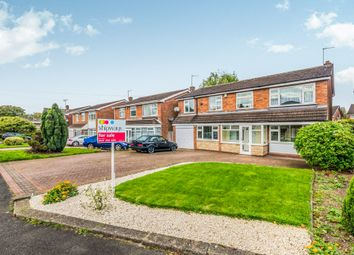 Thumbnail 5 bed detached house for sale in Park Hall Road, Walsall, Walsall