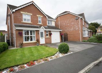 Thumbnail 4 bedroom detached house for sale in Withinlea Close, Hindley Green, Wigan