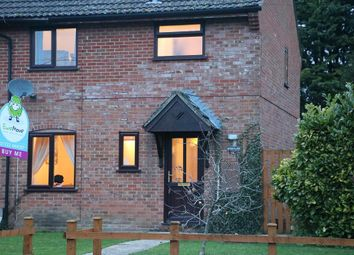 Thumbnail 3 bed semi-detached house for sale in High Street, Tilshead, Salisbury