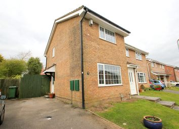 Thumbnail 2 bed end terrace house for sale in Treetops Close, Pentrebane, Cardiff.