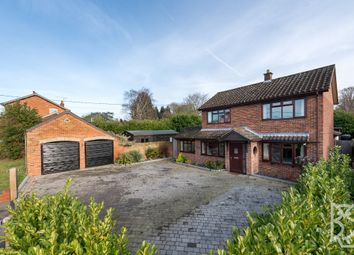 Thumbnail 4 bed detached house for sale in Capel St Mary, Mill Hill, Ipswich