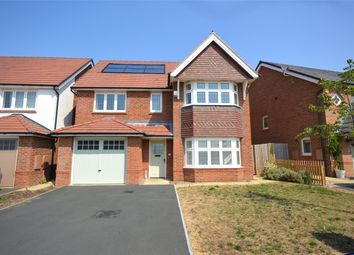 Thumbnail 4 bed detached house to rent in Pynkeny Close, Earls Barton, Northampton