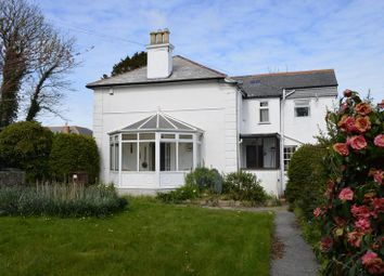 Thumbnail 7 bed detached house for sale in Lelant, St. Ives