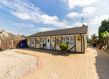 Thumbnail 3 bed detached bungalow for sale in Rochford Road, Southend-On-Sea