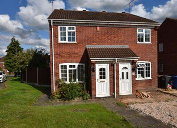 Thumbnail Semi-detached house for sale in Prestbury Close, Oakwood, Derby
