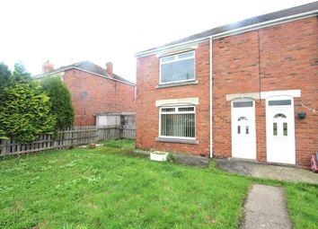 Thumbnail 3 bedroom terraced house for sale in Sunnyside Terrace, Trimdon Grange, Trimdon Station