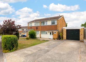 Thumbnail 3 bed semi-detached house for sale in Greenbanks, Melbourn, Royston