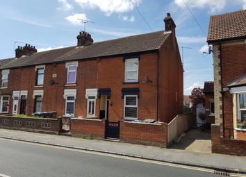 Thumbnail 3 bed end terrace house for sale in High Road West, Felixstowe