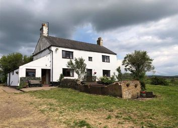 Thumbnail 4 bed farmhouse for sale in Stoneyfold Lane, Macclesfield, Cheshire