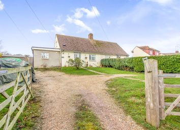 Thumbnail 2 bed semi-detached house for sale in Hartfoot Lane, Melcombe Bingham, Dorchester