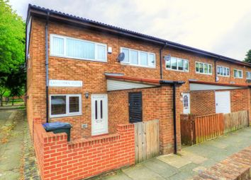 Thumbnail 4 bed end terrace house for sale in Langhorn Close, Heaton, Newcastle Upon Tyne