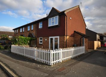 Thumbnail 1 bed terraced house to rent in Ritch Road, Snodland