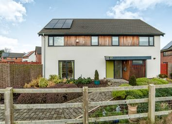 Thumbnail 4 bed detached house for sale in Farrier Road, Watton, Thetford