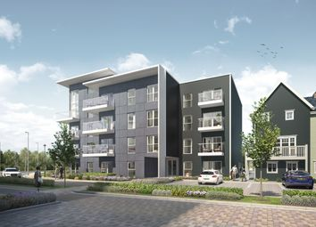 Thumbnail 3 bed flat for sale in Longwater Avenue, Green Park, Reading, Berkshire