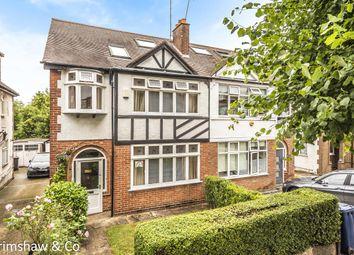 Thumbnail 5 bed property for sale in Brunswick Road, Greystoke Park Estate, Ealing, London