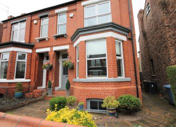 Thumbnail 3 bedroom semi-detached house for sale in Mirfield Drive, Eccles, Manchester