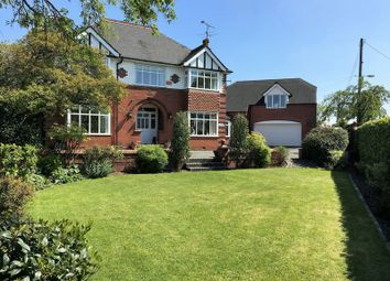 Thumbnail 5 bed detached house for sale in Holly Grove House, 1 Folly Lane, Cheddleton, Near Leek, Staffordshire