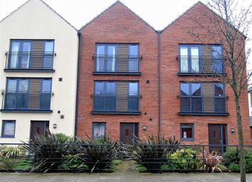 Thumbnail 3 bedroom town house for sale in Yr Hafan, Langdon Road, Swansea