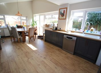 Thumbnail 4 bed detached bungalow for sale in Birchwood Drive, Rushmere St Andrew, Ipswich