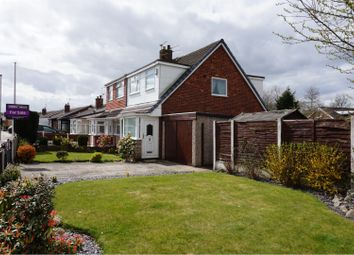 3 bed semi-detached house for sale in Woolacombe Avenue, St. Helens WA9