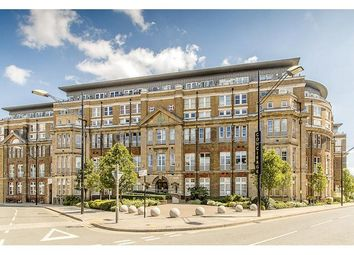Thumbnail 1 bed flat to rent in Cadogan Road, Woolwich, London