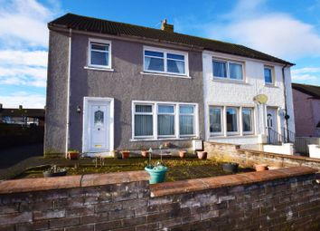 Thumbnail 3 bedroom semi-detached house for sale in Muirside Road, Strathaven
