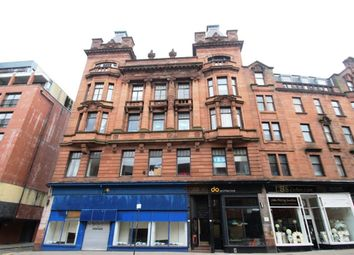 Thumbnail 1 bedroom flat to rent in Stockwell Street, Glasgow