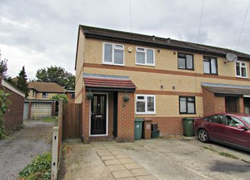 Thumbnail 2 bed end terrace house for sale in William Street, Carshalton
