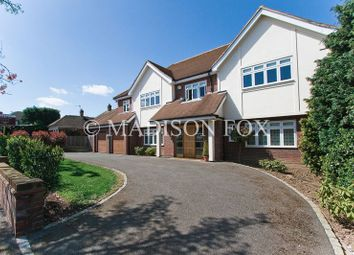 Thumbnail 6 bed detached house to rent in Stanmore Way, Loughton, Essex