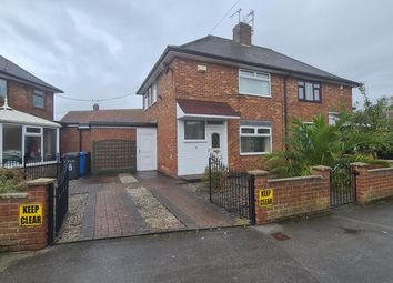 Thumbnail 2 bed semi-detached house for sale in Tedworth Road, Hull