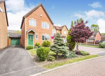 3 bed detached house for sale in Orsett Close, Leicester LE5