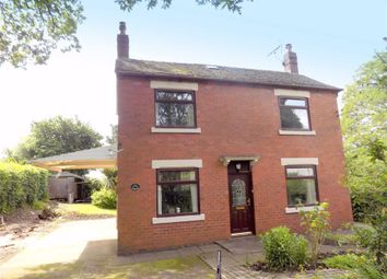 Thumbnail 3 bed detached house for sale in Threapwood, Cheadle, Staffordshire