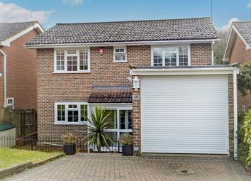 Thumbnail 4 bed detached house for sale in Whimbrel Close, Sanderstead, South Croydon, Surrey