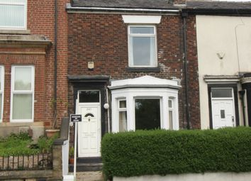 Thumbnail 3 bed terraced house to rent in Manchester Road, Bury
