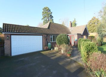 Thumbnail 3 bed detached bungalow for sale in Ten Acre Lane, Egham