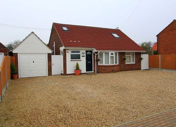 Thumbnail 3 bed detached bungalow for sale in The Street, Bradfield, Manningtree, Essex
