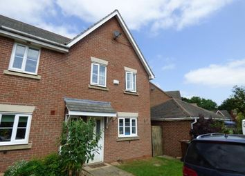 Thumbnail 3 bed end terrace house for sale in Merlin Close, Rothley, Leicester, Leicestershire