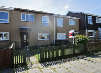 Thumbnail 3 bed terraced house to rent in Roundhouse, Nantyglo