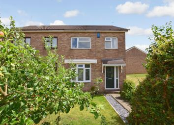 Thumbnail 3 bed semi-detached house for sale in Whitecroft Way, Kingswood, Bristol