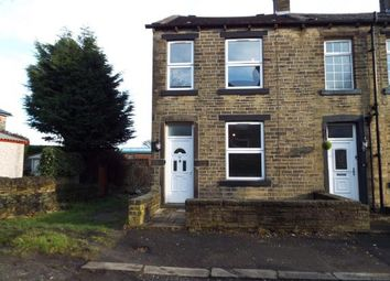 Thumbnail 2 bed end terrace house for sale in Charlesworth Grove, Halifax, West Yorkshire